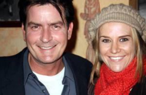 Charlie Sheen : Ecoutez l'appel de détresse de sa femme... il risque 8 ans de prison !