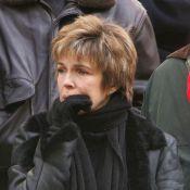 Véronique Jannot : Anéantie par la mort de son papa...