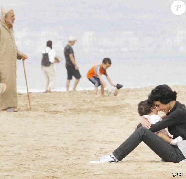 Exclusif : Rachida Dati à Agadir le 17 octobre 2009 avec sa fille Zohra