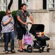Déjà parents d'une petite Eliza, Harry Lopes et Laura Parker-Bowles viennent d'accueillir deux jumeaux, Louis et Gus.