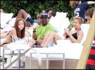Spike Lee : Après avoir ressuscité Michael Jackson... il se la coule douce en famille !