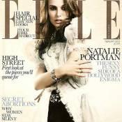 Natalie Portman : Grand come-back en body noir... Elle est irrésistible !