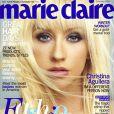 Le magazine  Marie-Claire  américain offre sa couverture de février 2010 à la chanteuse Christina Aguilera, qui sortira en mars 2010 son quatrième album studio.