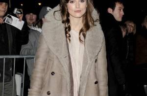 Keira Knightley : Elle est complètement accro à sa peau... Va-t-elle passer tout l'hiver comme ça ?