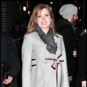 Amy Adams : Même enceinte, l'actrice assure... le service après -vente !