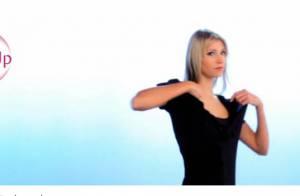 Alexandra Rosenfeld : La future mariée opte pour des vêtements... qui rendent plus belle !