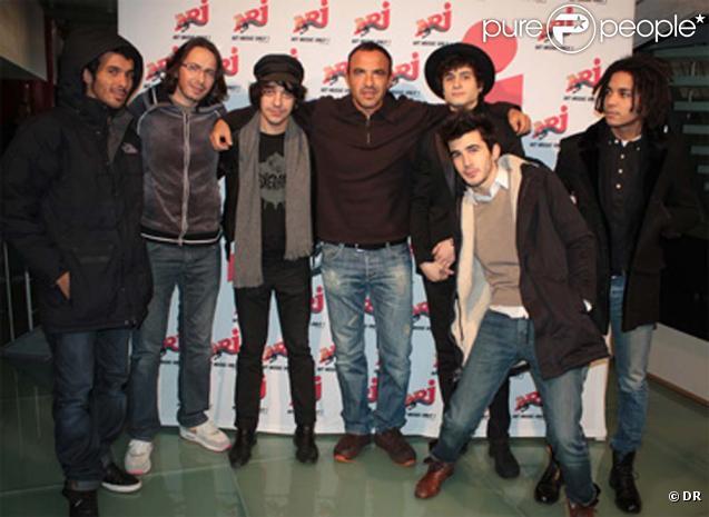 Les BB Brunes était au  6/9  d'NRJ le 13 janvier 2010 !