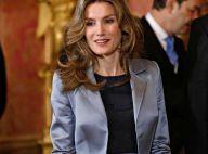 Letizia d'Espagne met son habit de princesse et éclipse... la reine !