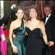 Marion Cotillard et Sophia Lauren le 17 janvier au Golden Globes