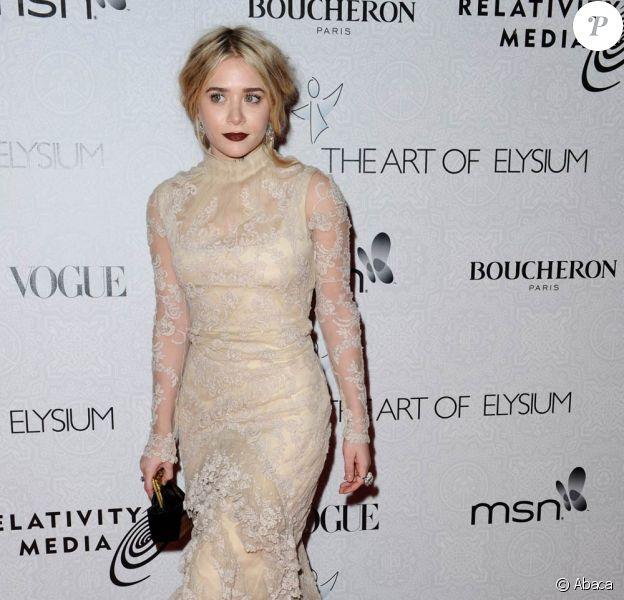 lors du gala de charité The Art of Elysium's le 16 janvier 2010 à Los Angeles