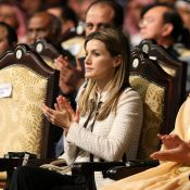 Letizia d'Espagne : Toujours aussi ravissante avec son époux... même à l'autre bout du monde !