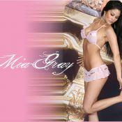 Le top Mia Gray a trouvé sa tenue pour aller dormir : et vous, vous aurez du mal à trouver le sommeil...