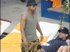 Sea (Sex ?) and Sun pour Cuba Gooding Jr...