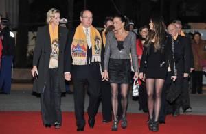 Le prince Albert fait enfin son cirque avec sa douce et belle Charlene Wittstock !