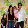 David Charvet et sa famille (dont sa femme Brooke Burke)