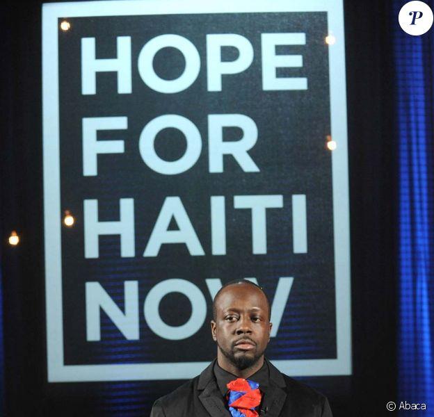 Wyclef Jean dévoile son clip pour Haïti, 25 janvier 2010 !