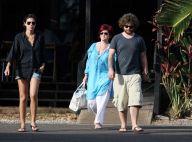Après Kelly Osbourne, c'est son frère Jack qui présente sa ravissante chérie à ses parents !