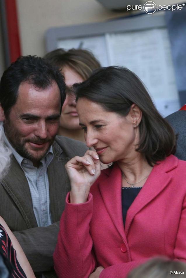Ségolène Royal et son frère Antoine, en avril 2007 !