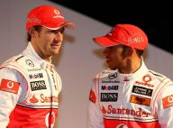Jenson Button et Lewis Hamilton, très complices : un duo de champions du monde dans l'histoire...