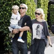Gwen Stefani : La vilaine a oublié son adorable fils Zuma...