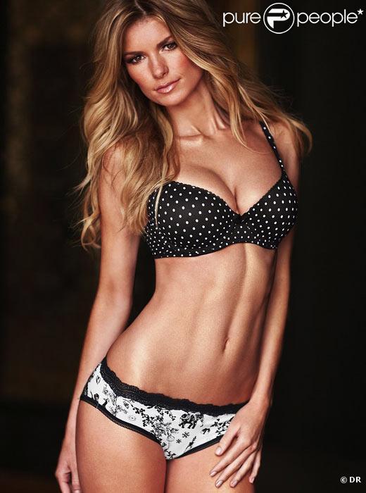 La sublime Marisa Miller... au top pour Victoria's Secret !