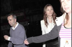 Jessica Biel et Justin Timberlake : Toujours aussi amoureux, ils font la fête avec Timbaland ! Mais ils ont... des chaperons !