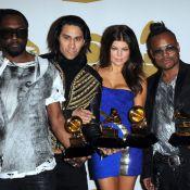 Grammy Awards : Regardez les shows de Beyoncé et des Black Eyed Peas... et les visages des gagnants !