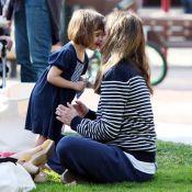Amanda Peet : Avec sa fille, elle retombe en enfance !