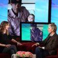 Ellen Pompeo lors de l'émission  The Ellen Degeneres Show , le 2 février 2010
