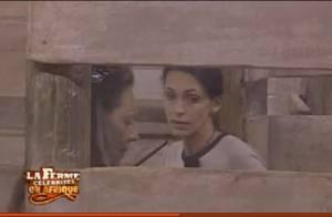 La Ferme Célébrités en Afrique : Regardez Adeline mettre le Vendetta en quarantaine... pendant que Célyne prend des poses sexy !