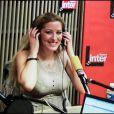 Loana, sur France Inter, dans l'émission de Pascale Clark. 4/02/2010