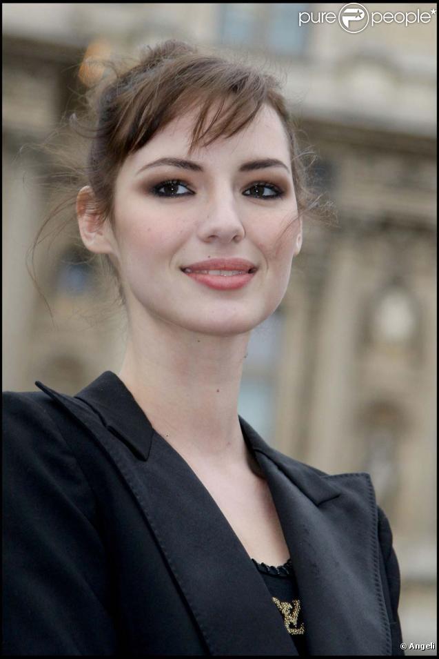 Louise Bourgoin bientôt à l'affiche dans le rôle d'Adèle Blanc-Sec.