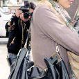 Jessica Alba à Los Angeles en plein shopping. Le 4 février 2010