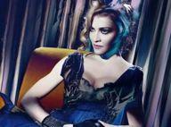 Avant/Après : Voici la photo originale de Madonna... pour la sublime pub Vuitton ! Merci Photoshop !