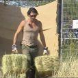 Greg Basso a trouvé comment faire ses muscles tout en travaillant