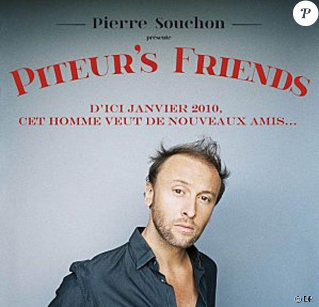 Pierre Souchon a fait paraître en janvier 2010 son second album, Piteur's friends, annoncé par le single LAOT
