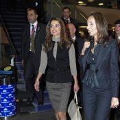 Rania de Jordanie vient défier Letizia sur ses terres... Elle n'a qu'un seul but !