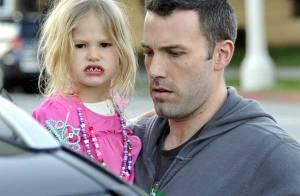 Violet Affleck est très fâchée contre nous... et sa maman Jennifer Garner a une grande nouvelle à annoncer !