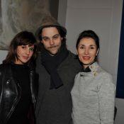 Elodie Navarre, Arthur Jugnot, François Vincentelli et Manu Katché ont célébré... l'art contemporain !