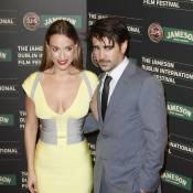 Colin Farrell et sa belle sirène Alicja... inséparables dans la vie comme à l'écran !