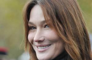 Découvrez qui sera le partenaire de Carla Bruni... dans le prochain film de Woody Allen !