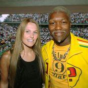 Djibril Cissé : Sa femme, Jude, a accouché !