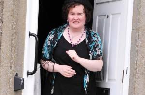 Susan Boyle : Avant son retour en Ecosse, elle est repassée chez Michel Drucker !