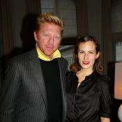 Boris Becker : un nouveau papa sans son épouse mais... entouré des beautés de la jet-set !