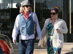 Lisa Marie Presley enceinte de son troisième enfant !