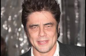 Benicio del Toro encore plus délicieux qu'Eva Longoria et Eva Mendes...
