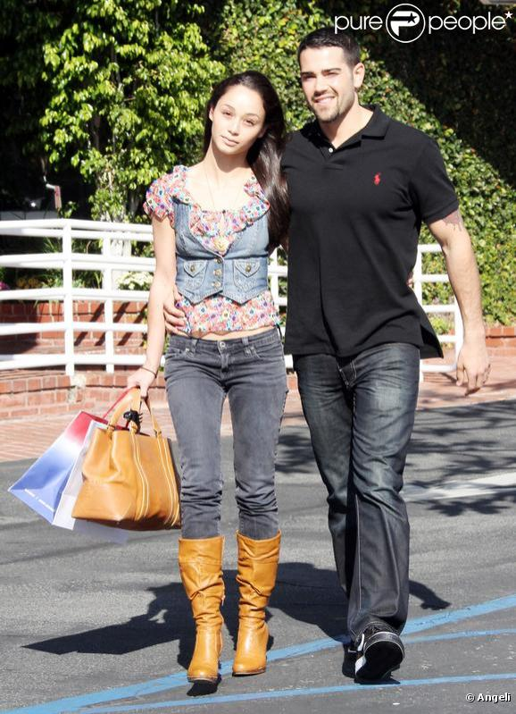 Jesse Metcalf couple