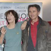 Jane Birkin, Alysson Paradis, Caroline Cellier... charmées par le séduisant Thierry Lhermitte !