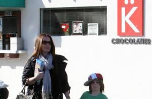 Holly Marie Combs : la charmante socière de Charmed est envoûtée... par son fils !