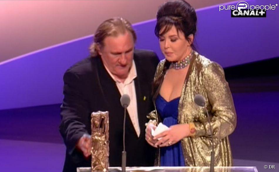 0a570910a21418 Isabelle Adjani, récompensée du César de la Meilleure actrice pour ...